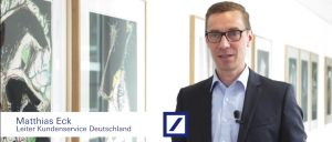 Gloomster Films Produktion Berlin Werbung Imagefilm Deutsche Bank